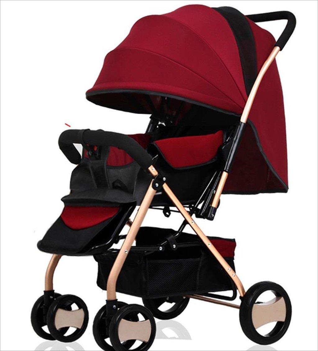 Strollers DD Bicicleta de bebé Carrito de bebé Se Puede ...