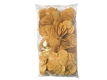 Azteca Salted Yellow Round Tortilla Chips, 32-oz, 3-Count