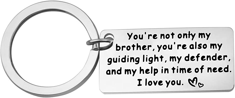 amazon com maofaed you re not only my brother not only my brother jewelry maofaed you re not only my brother
