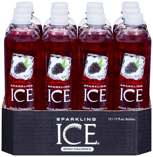 Sparkling Black Raspberry Ounce Bottles