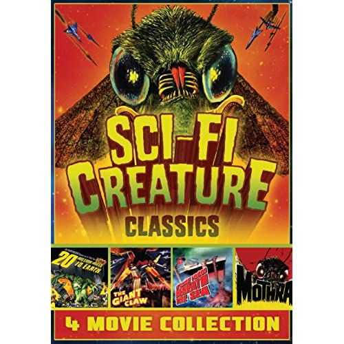 classic science fiction movies amazoncom