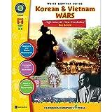 Korean & Vietnam Wars Bundle Gr. 5-8 (World Conflict) - Classroom Complete Press