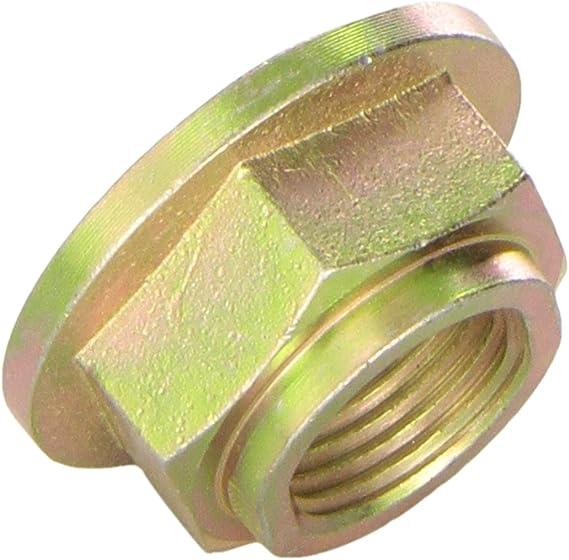 130 mm Outside Diameter KM 20 Ametric Metric KM 20 Shaft Lock Nut Mfg Code 1-065 18 mm Thickness M100x2 Thread 0.7 kg