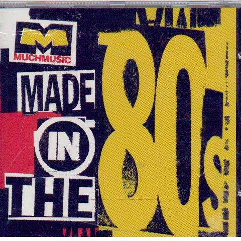 Price comparison product image Muchmusic's: Made in the 80's