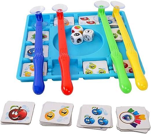 Motto.H Juegos de mesa para niños, Juego de mesa con palitos de ...