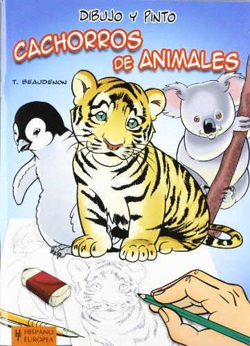 Descargar Libro Dibujo Y Pinto Cachorros De Animales Thierry Beaudenon