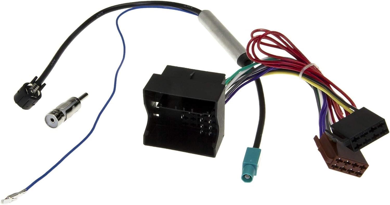 Car Radio Antenna Adaptor Most Fakra Phantom Din Iso Elektronik