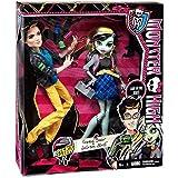 Monster High Picnic Casket Frankie Stein & Jackson