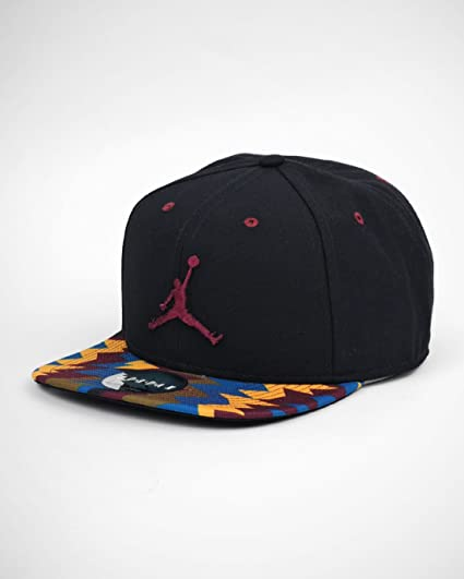 536a50d9ada Image Unavailable. Image not available for. Color  Nike Jordan VII Snapback  Adjustable Hat ...