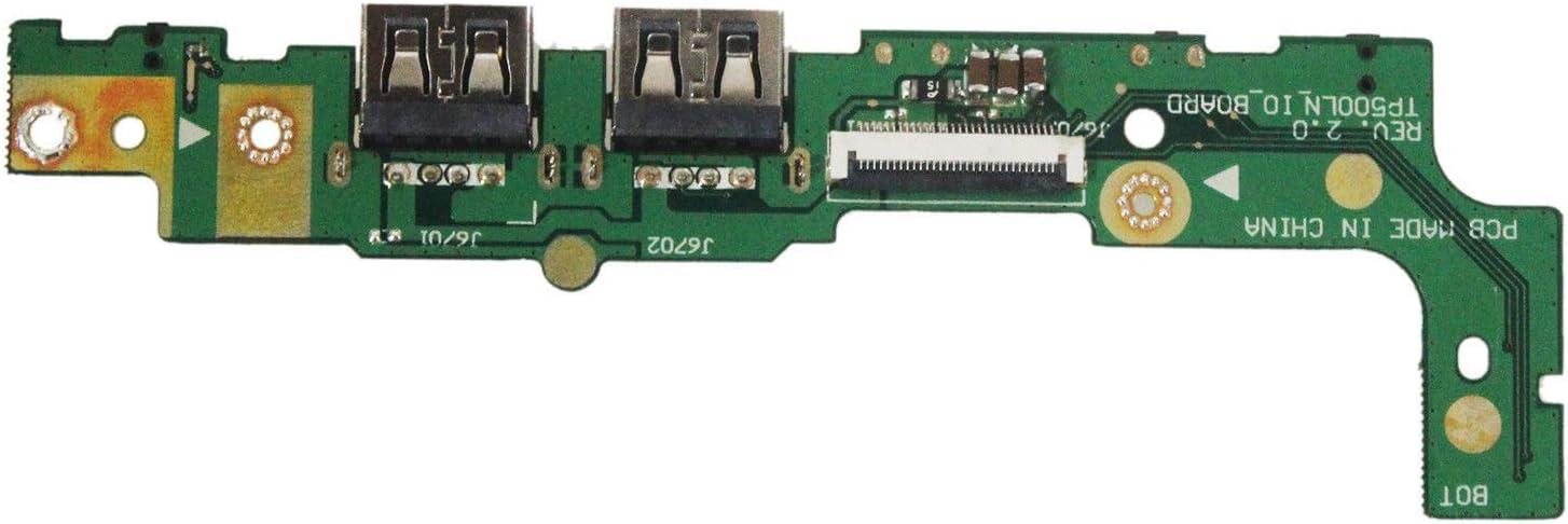 For ASUS TP500 TP500L TP500LA TP500LN Power Button Switch USB Audio Board