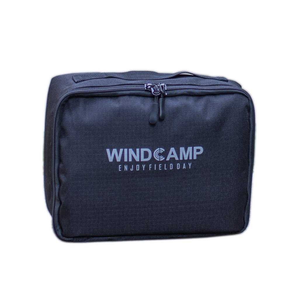 WINDCAMP X3 18650 LI-ION BATTERY BOX FOR ELECRAFT KX3 TRANSCEIVER HAM Black+BAG by Windcamp (Image #5)