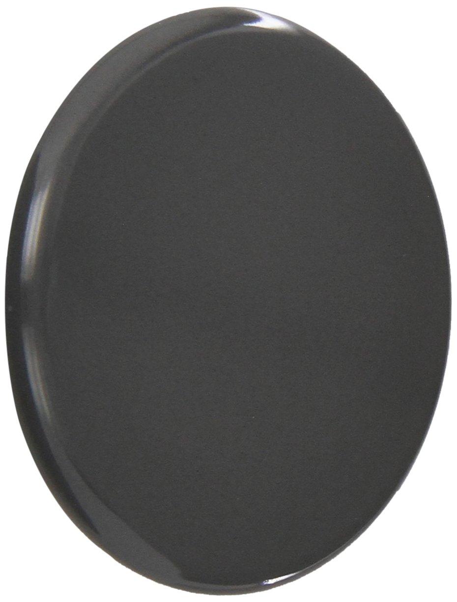 Whirlpool Part Number 74007422: Cap, Burner (LR) (Gray)