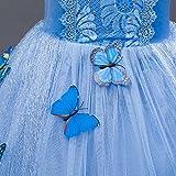 JYH Girls' New Cinderella Princess Long Sleeve