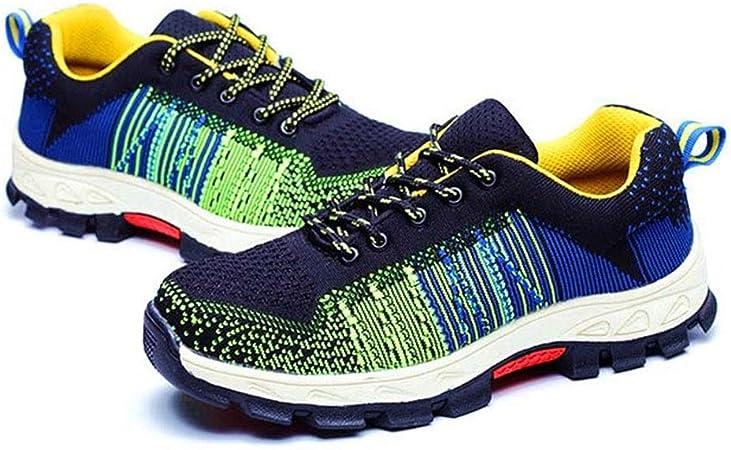 Zapatillas Deportivas de Mujer Gimnasio Zapatos Running Deportivos Fitness Correr Casual Ligero Comodos Respirable 36-46 (Color : Green, Size : 36): Amazon.es: Hogar