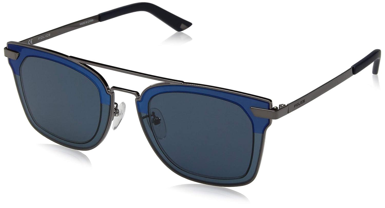 Amazon.com: anteojos de sol Police Halo 1 spl348 0568 ...