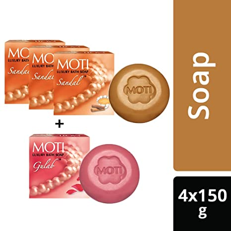 Buy Moti Soap Combo Online at Low Prices in India - Amazon in