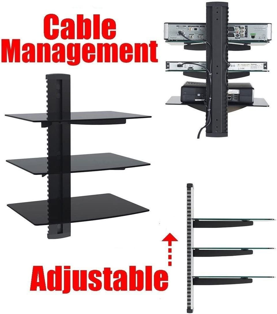 2xhome Wall Mount Tv Stand