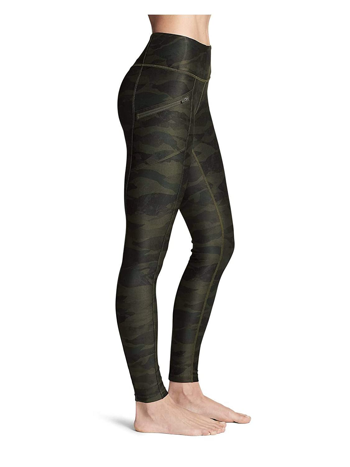 9382b4fe205a6 Eddie Bauer Women's Trail Tight Leggings - Printed at Amazon Women's  Clothing store: