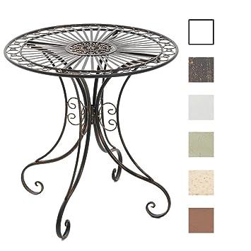 Clp Table De Jardin En Fer Forg Hari Table De Terrasse Au Style