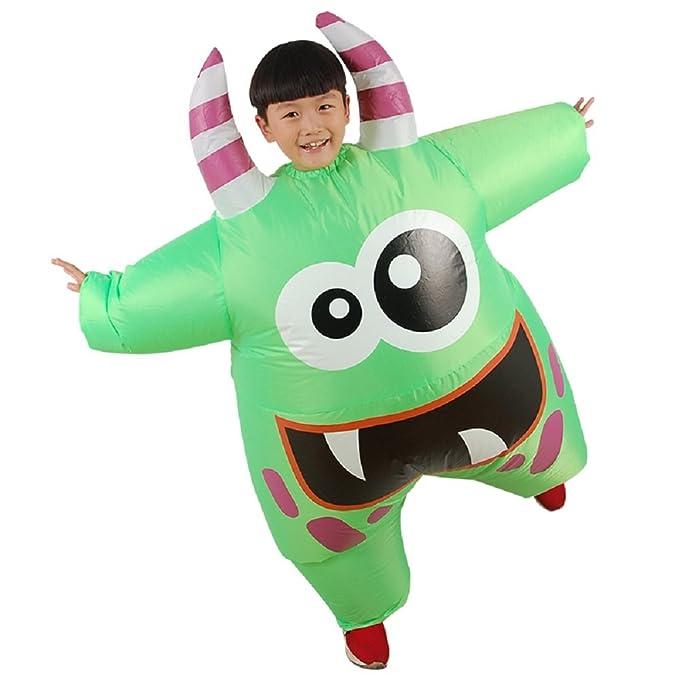 Amazon.com: yunzhenbusiness niños disfraz de demonio de ...