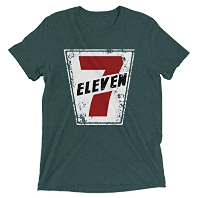 7-Eleven Men's Retro Distressed T-Shirt