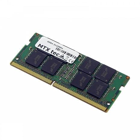 MSI GT72 6QD Dominator, memoria RAM para ordenador portátil, 16 GB