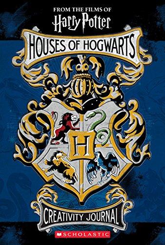 Hogwarts Journal (Houses of Hogwarts Creativity Journal (Harry Potter))