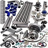Universal T3 T4 T3/T4 T04E Turbo Charger Kit