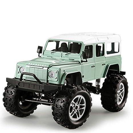 Bseion Land Rover Tracción en las cuatro ruedas Coche de escalada 2.4GHz Radio Control remoto ...