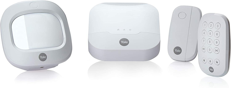 Alarma Smart Home Sync Yale-Starter Kit con Teclado Integrado ...