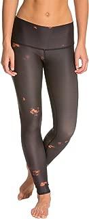 product image for teeki, Women's hot Pant or Legging, Buffalo Princess Black Pattern, Extra Small