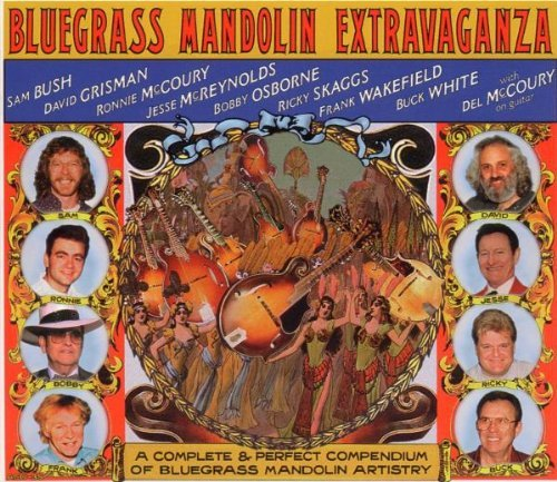 Bluegrass Mandolin Extravaganza/Various by Blue Moon