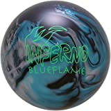 Brunswick Vintage Inferno Bowling Ball Limited Edition- Blue Flame