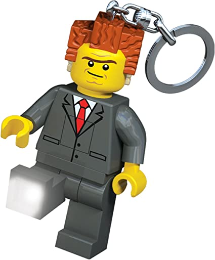 LEGO-THE MOVIE SERIES  X 1 LEGS FOR PRESIDENT BUSINESS FROM THE LEGO MOVIE PARTS