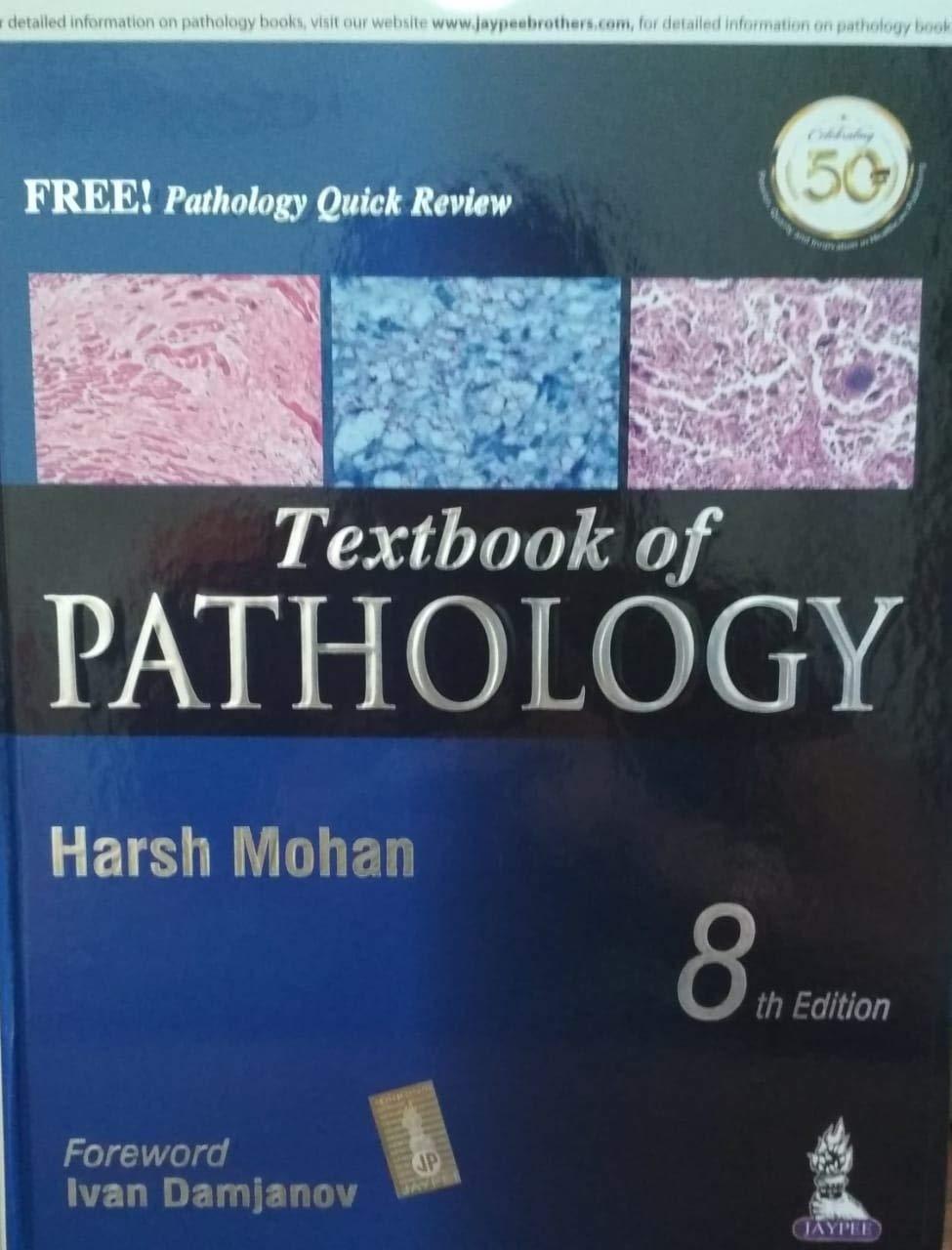 Buy Textbook of Pathology   Harsh Mohan   20th Editionenglish ...