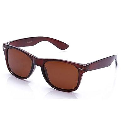 Xforia Stylish Boys Brown Wayfarer Sunglass For Men   Women (PL-FLX- 301  d8b768ea90