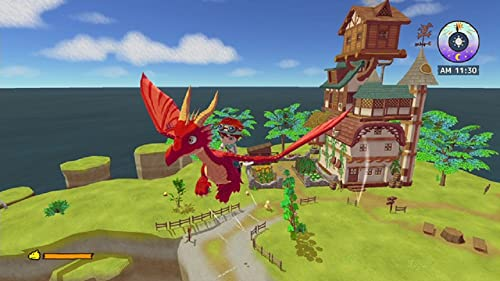 リトルドラゴンズカフェ -ひみつの竜とふしぎな島-