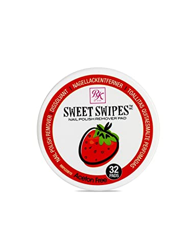 KISS Sweet Swipes Nail Polish Remover Pad