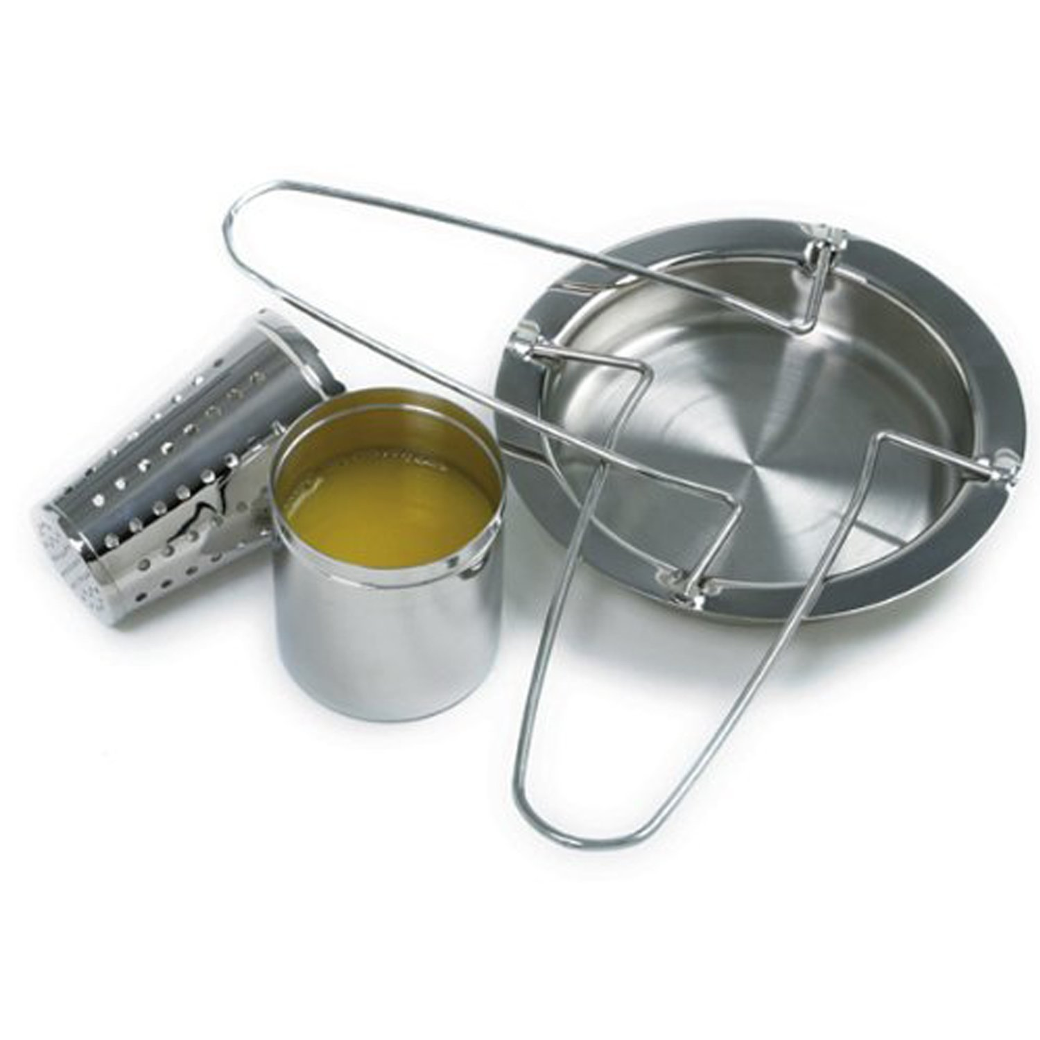 Norpro Stainless Steel Vertical Roaster with Infuser