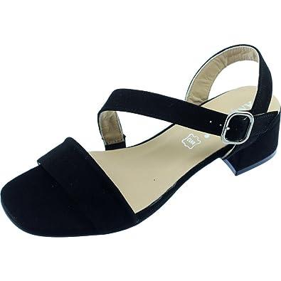 Gadema Chaussures Femme Petit Talon Pieds Sandales A Angelina® Nu NkXnO8w0P