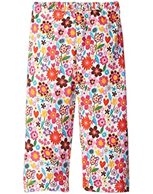 Baby-Girls Infant Sweet N Flower Pant