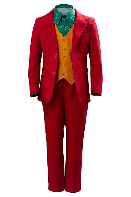 RedJade 2019 Joker Origin Romeo Arthur Fleck Suit Traje de ...