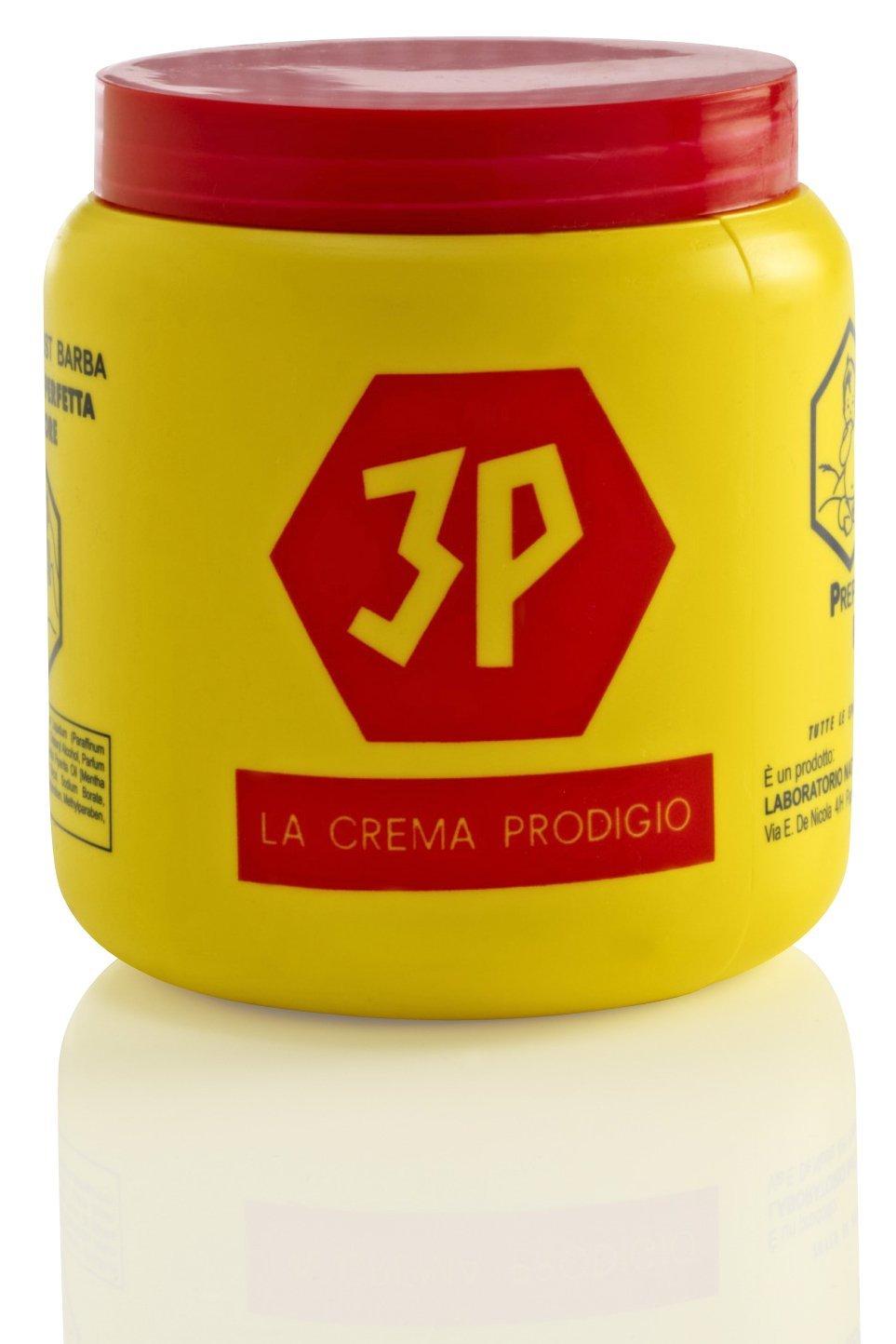 3P Pre & Post Shave Cream 1KG