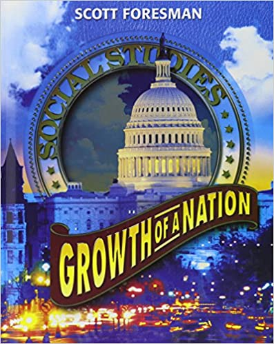 Amazon social studies 2005 pupil edition grade 5 and 6 growth social studies 2005 pupil edition grade 5 and 6 growth of a nation scott foresmen social studies fandeluxe Images