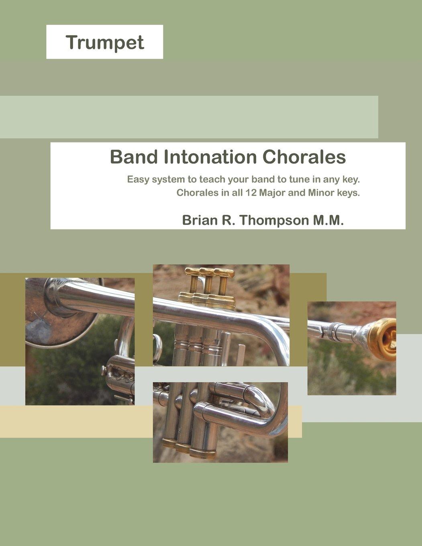 Download Trumpet, Band Intonation Chorales PDF