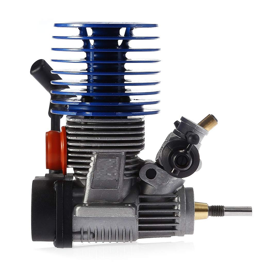 1KTon SH 21 Side Engine Motor 3.48CC M21-P3 For RC 1/8 1/10 Car Buggy Truck Truggy by 1KTon
