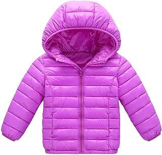 Abbigliamento Neonata,Bambino Ragazza Cotone Giacca Cappotto Cappuccio Autunno Inverno Caldo Bambini Abiti 16.43