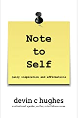 Note to Self: Daily Inspiration & Affirmations Kindle Edition