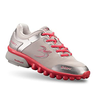 Gravity Defyer Women's G-Defy Gamma-Ray Gray Red Athletic Shoes 5 ...