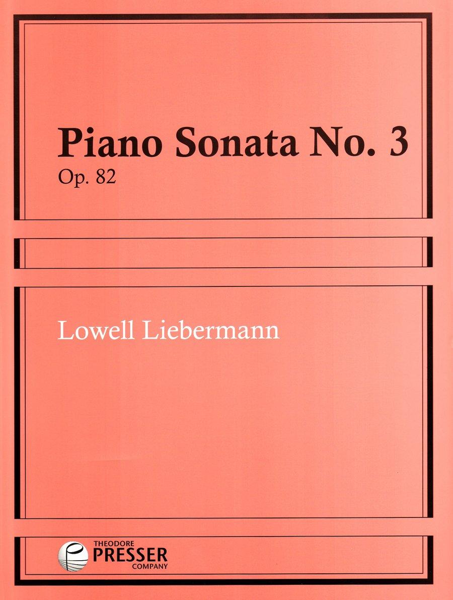 Liebermann: Piano Sonata No. 3, Op. 82 ebook
